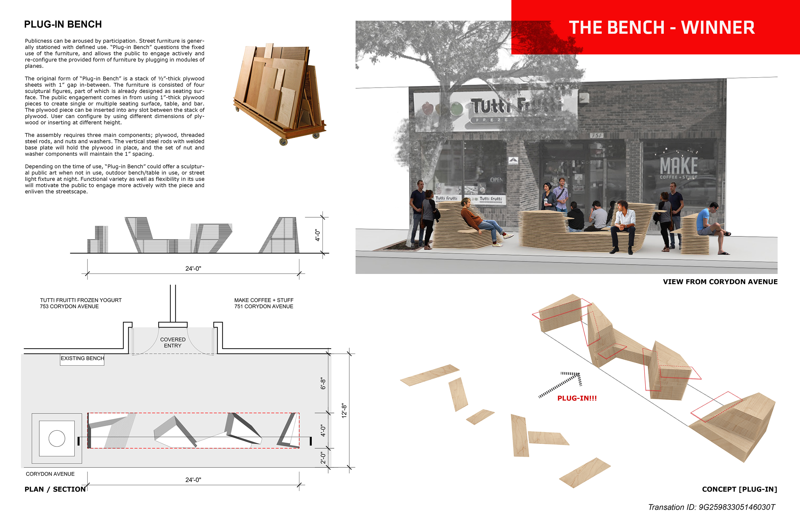 The Bench Competition Stuff